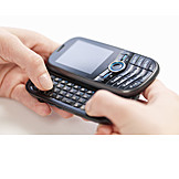 Mobile Phones, Writing, Sms