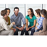 Meeting & Conversation, Group, Training, Self-experience