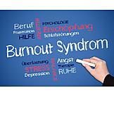 Krankheit, Stress & Belastung, Burnout