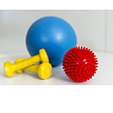 Sports Equipment, Massage Ball, Physical Therapy, Massage Ball