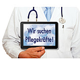 Pflege, Altenpflege, Krankenpflege, Pflegekraft