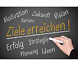 Erfolg & Leistung, Ziel, Erfolgreich