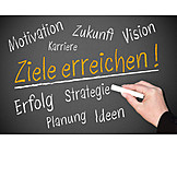 Success & Achievement, Target, Successful