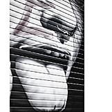 Graffiti, Sticking out tongue, Streetart