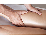 Massage, Physiotherapie, Manuelle Therapie