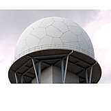 Radar, Radar dome, Radar station