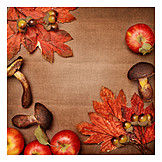 Autumn, Autumn, Autumn Decoration