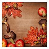 Autumn, Autumn, Autumn Decoration
