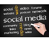 Internet, Social Media, Social Network