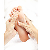 Foot, Foot Massage, Acupressure