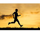 Sport & Fitness, Laufen, Joggen, Jogger