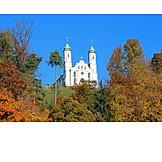Calvary, Bad tölz, Holy cross church