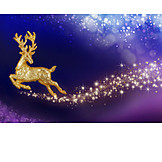 Christmas, Reindeer