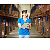 Logistics, Warehouse, Warehouse Clerk