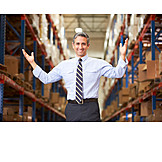 Logistics, Warehouse, Manager, Mail Order Company