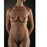 Naked, Human Body, Female Body
