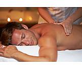 Wellness & Relax, Entspannung, Massage