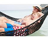Relaxation & Recreation, Sleeping, Beach Holiday, Beach Holiday, Hammock, Family Vacations