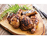 Grooved, Chicken thigh