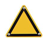 Copy Space, Danger & Risk, Warning Sign, Shield