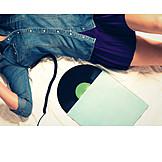 Music, Leisure & Entertainment, Record, Listening Music