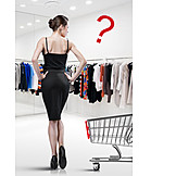 Woman, Fashion, Purchase & Shopping, Outfit