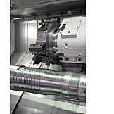 Industry, Engineering, Metal Engineering  , Milling Machine, Milling, Automation, Tool Construction