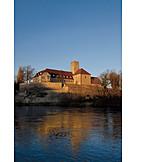 Grafenburg castle, Lauffen am neckar