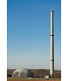 Nuclear power station, Neckarwestheim