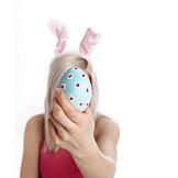 Easter egg, Easter bunny, Bunny