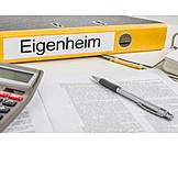 Bausparen, Eigenheim