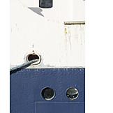 Close Up, Ship, Sideboard