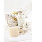 Wellness & Relax, Schönheitspflege, Badesalz, Badutensilien
