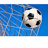 Fußball, Tor, Torschuss