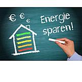 Energy, Save, Energy Use, Energy Identity Card