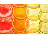 Fruit, Orange, Citrus Fruit, Lemon