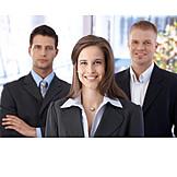 Karriere, Team, Mitarbeiter, Chefin