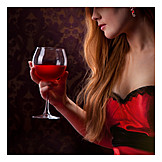 Indulgence & Consumption, Wine, Red Wine