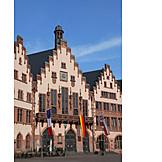 Town hall, Frankfurt