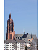 Frankfurt, Imperial cathedrals