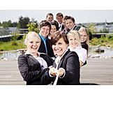Success & Achievement, Teamwork, Team Spirit