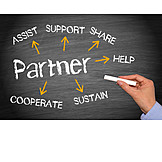 Teamarbeit, Strategie, Beratung, Kooperation, Partnerschaft, Geschäftspartner, Unternehmensberatung