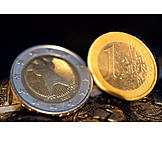 Money & Finance, Euro, Coin