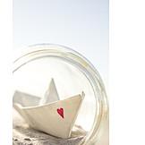 Maritim, Paper boat