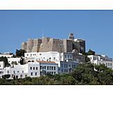 Monastery, Patmos, Monastery of saint john
