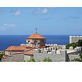 Greece, Monastery, Patmos