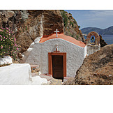 Chapel, Mediterran, Leros