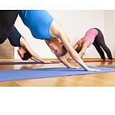 Yoga, Pilates, Yoga class