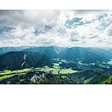 Mountains, Bavaria, Bayrischzell