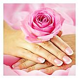 Beauty & Cosmetics, Fingernail, Manicure